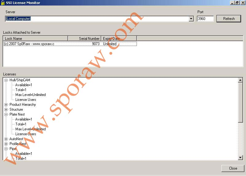 Sp0Raw's SiTE ] ::   Download Sentinel SuperPro dongle